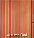 Panels: Autumn Red